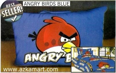 grosir balmut ilona Angry Birds Blue