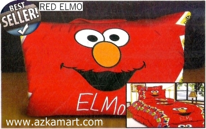 grosir balmut ilona Red Elmo