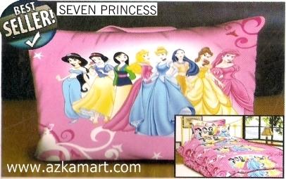 grosir balmut ilona Seven Princess