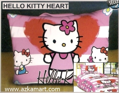 grosir balmut ilona Ilona Hello Kitty Heart