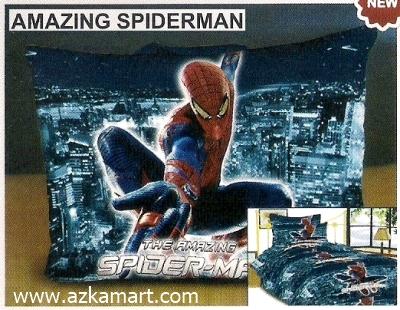 grosir balmut ilona Ilona Amazing Spiderman