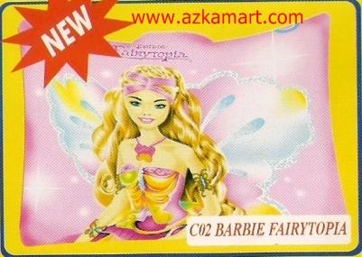 balmut chelsea Barbie Fairytopia