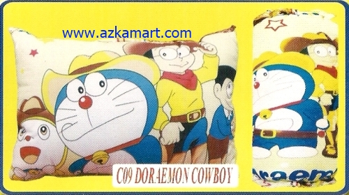 jual grosir murah Balmut Doraemon Cowboy