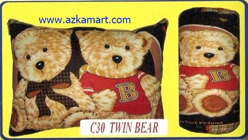 jual grosir murah Balmut twin bear