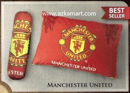 grosir selimut bantal Balmut Ilona Manchester United