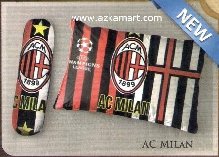 grosir selimut bantal Balmut Ilona AC Milan New