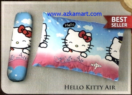 toko bantal selimut Balmut Ilona Hello Kitty Air