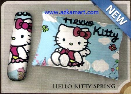 toko bantal selimut Balmut Ilona Hello Kitty Spring