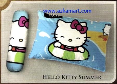 toko bantal selimut Balmut Ilona Hello Kitty Summer