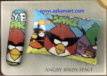 toko bantal selimut Balmut Ilona Angry Birds Space