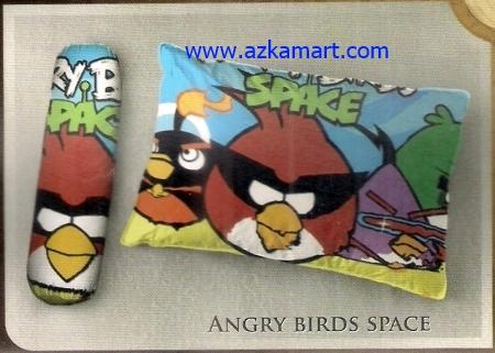 toko bantal selimut Balmut Ilona Angry Birds Space