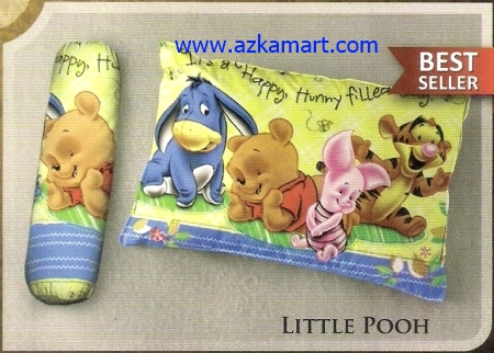 toko bantal selimut Balmut Ilona Little Pooh