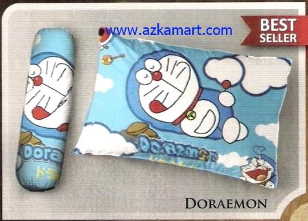toko bantal selimut Balmut Ilona Doraemon
