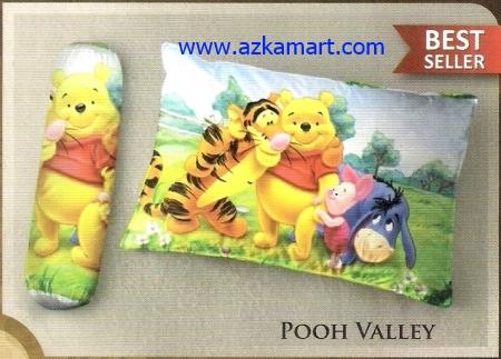 toko bantal selimut Balmut Ilona Pooh Valley