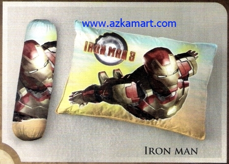 toko bantal selimut Balmut Ilona Iron Man