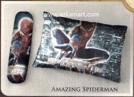 toko bantal selimut Balmut Ilona Amazing Spiderman