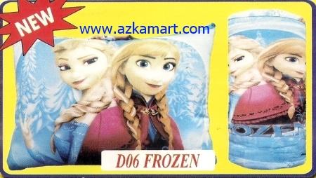 grosir murah selimut bantal balmut Frozen