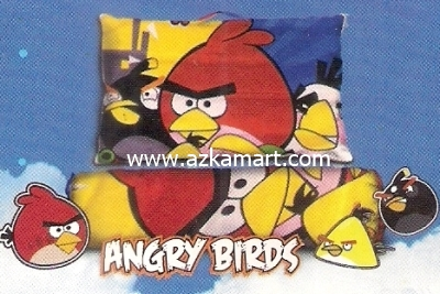 62 Balmut Fata Angry Birds