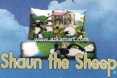 grosir murah selimut Balmut Fata Shaun The Sheep