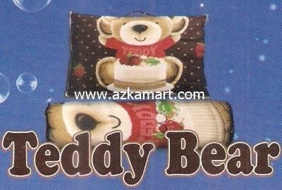 grosir murah selimut Balmut Fata Teddy Bear
