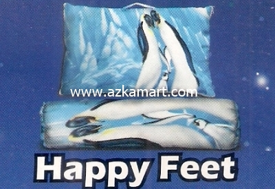 grosir murah selimut Balmut Fata Happy Feet