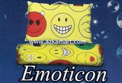 grosir murah selimut Balmut Fata Emoticon