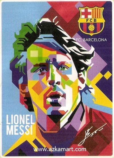 grosir online Selimut Rosanna Messi
